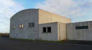 Image of Empreitada de conclusão da construção da Oficina de Embarcações do Porto de Pesca do Porto da Praia da Vitória