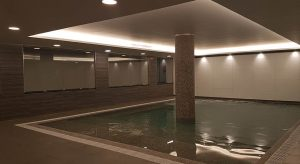 Image of Remodelação da Piscina Interior – Hotel do Caracol