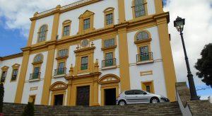 Image of Empreitada de recuperação dos espaços exteriores do Palácio dos Capitães Generais – Angra do Heroísmo