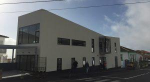 Image of Empreitada de construção do Centro Comunitário da Feteira