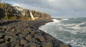 Image of Empreitada de requalificação costeira da Costa Norte de São Miguel